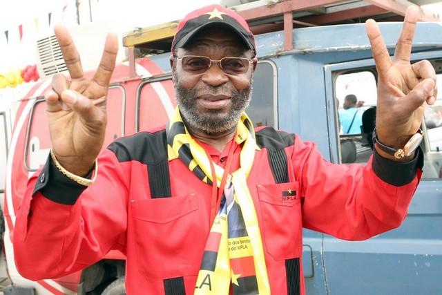 Kundi Paihama eleito primeiro secretário do MPLA no Cunene