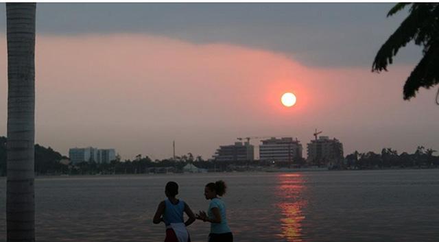 Corrida de São Silvestre de Luanda sem estrangeiros por falta de divisas