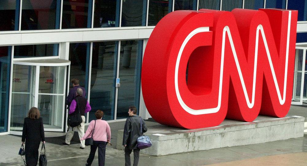 Após confusão em colectiva, CNN divulga nota em resposta às críticas de Trump