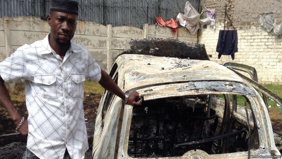 Nova onda de ataques contra imigrantes na África do Sul