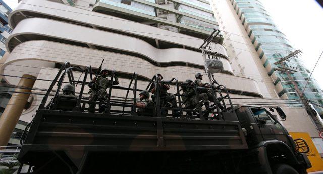 Governo se nega a anistiar policiais grevistas e pena pode passar dos 20 anos de prisão