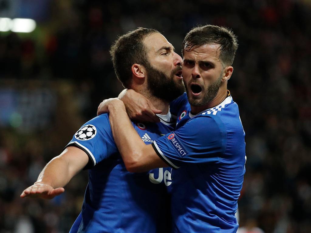 Liga Campeões: Mónaco-Juventus, 0-2