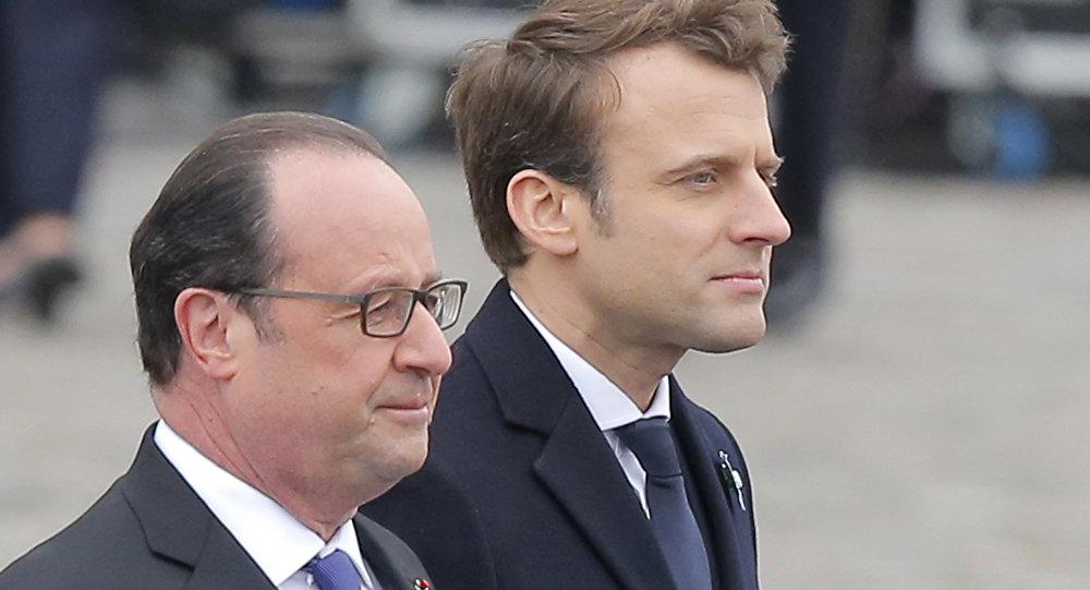 Ex-primeiro-ministro francês chama Hollande e Macron de 'incapazes'