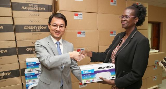 China garante contínuo apoio no combate a malária