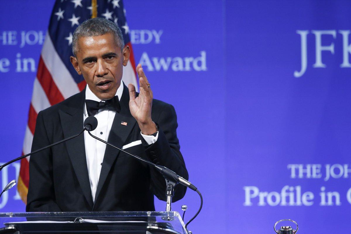 Barack Obama vem a São Paulo para o Fórum Cidadão Global