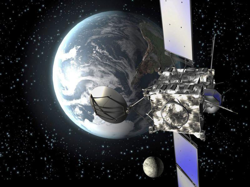 Satélite angolano entra em órbita este ano