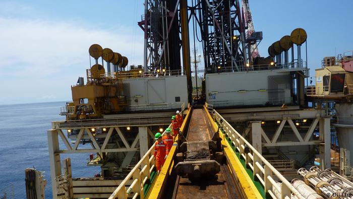 Moody's optimista com investimento da ENI em Moçambique