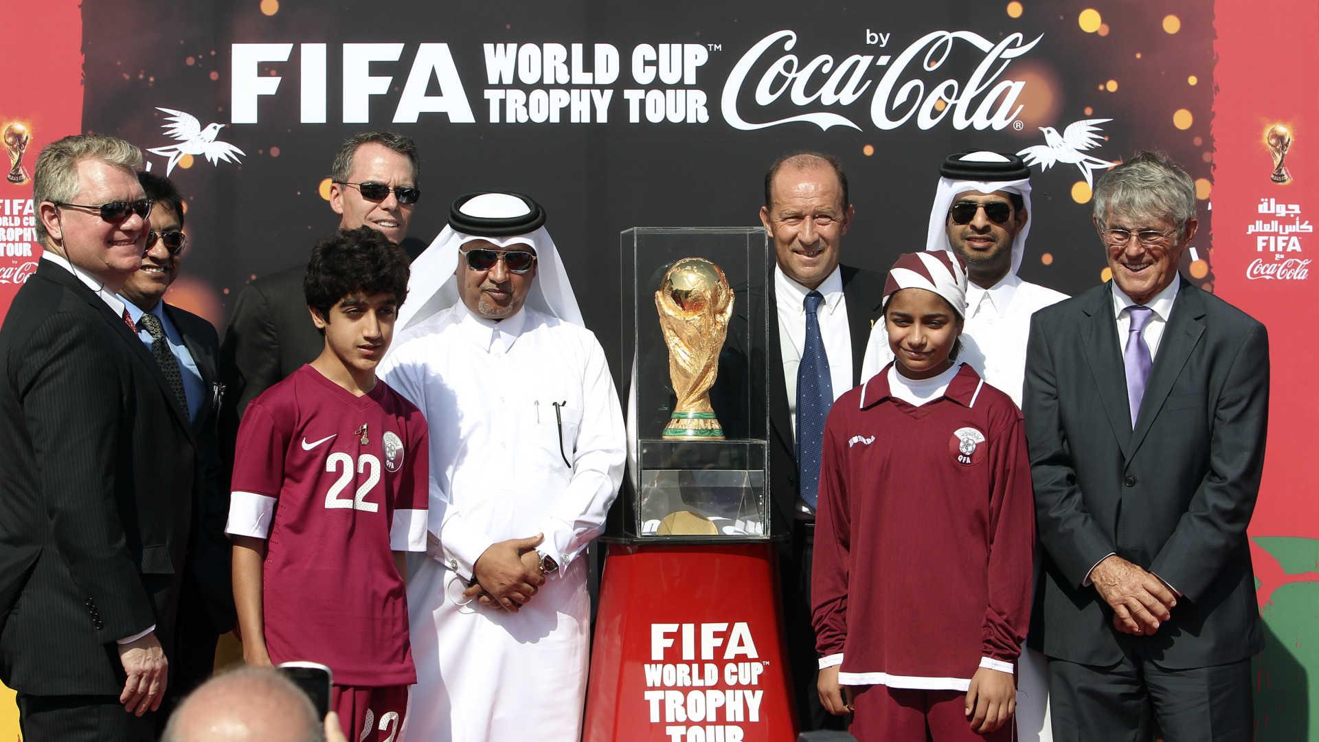 Novo escândalo a assolar a FIFA