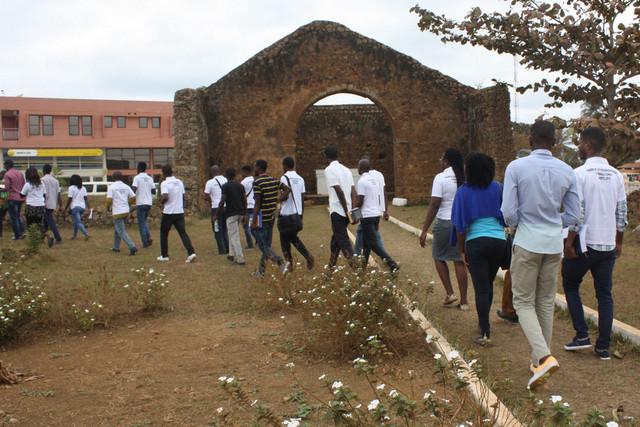França manifesta apoio a candidatura de Mbanza Congo a património Mundial
