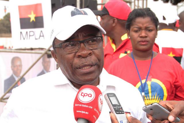 MPLA no Cazenga afirma ser ambicioso e exequível programa de governação 2017/2022