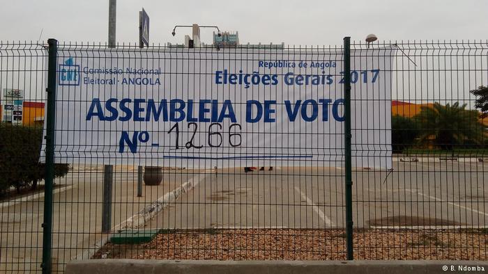 Eleições/2017: Luanda conta com mil 616 assembleias de voto