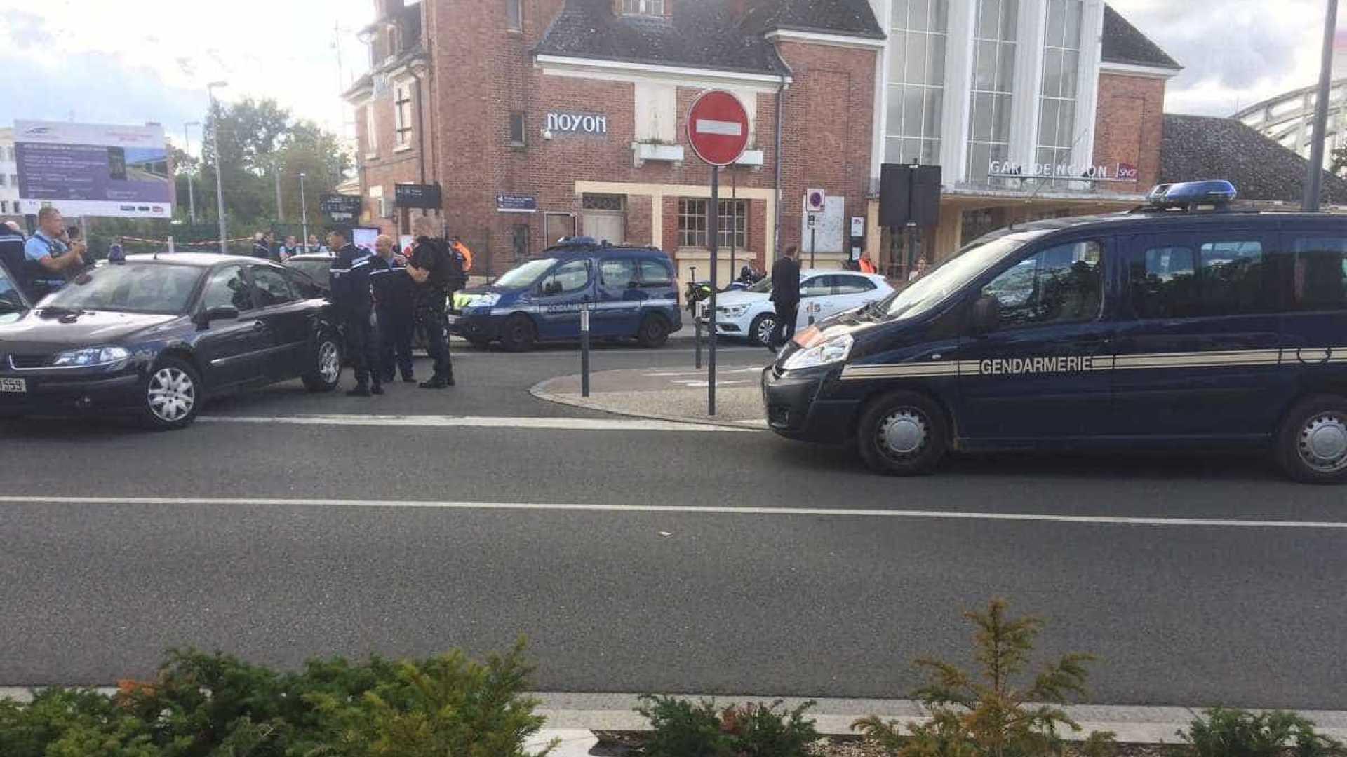 Família de quatro morta a tiro numa estação de comboios em França