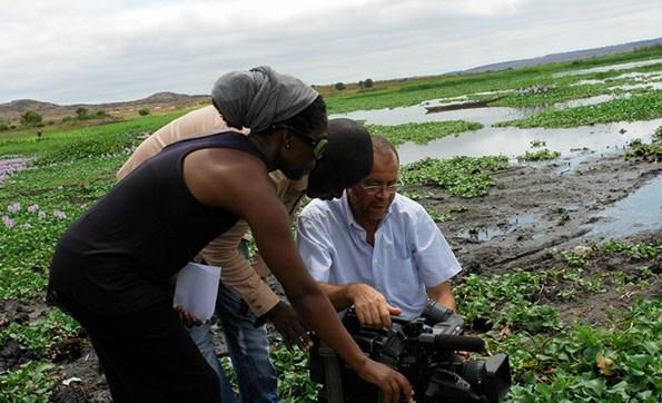 Universidade brasileira mostra obras da documentarista angolana Marisol Kadiegi