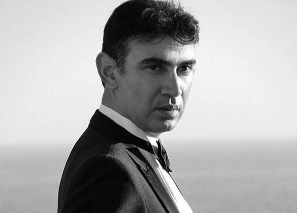 Actor Ruy Ennes no NY fashion week