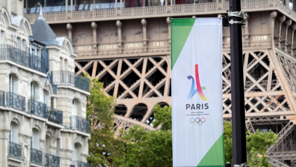 Paris organiza os Jogos Olímpicos de 2024
