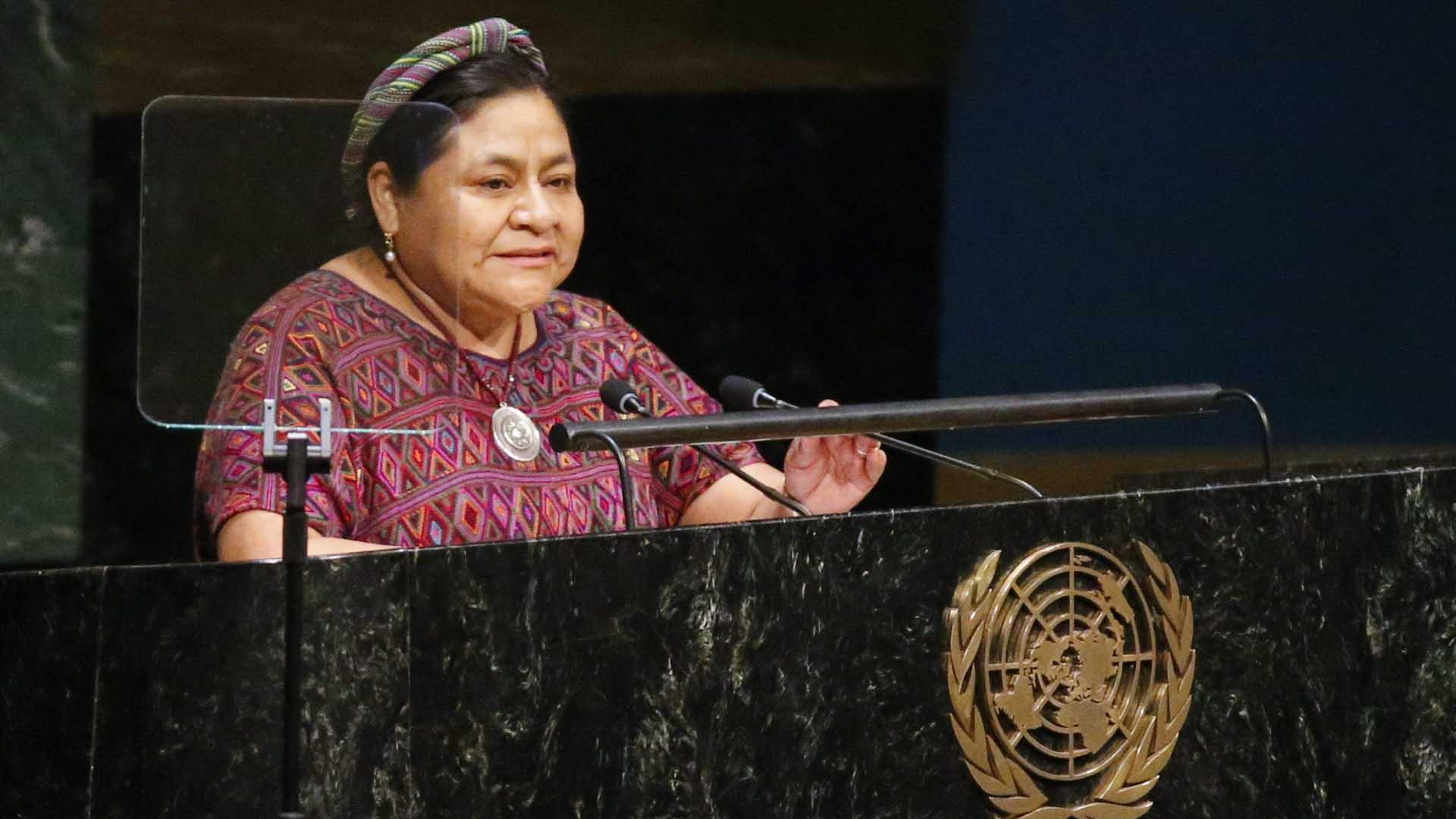 Conflito na Venezuela é por riqueza, diz Nobel da Paz