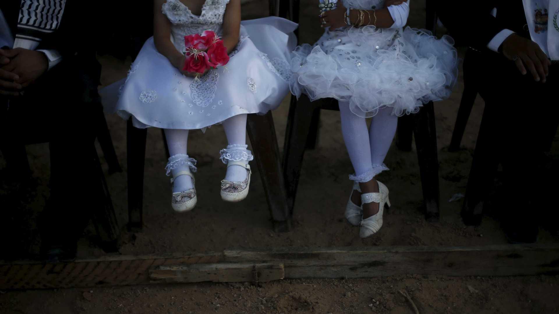 Todos os anos 15 milhões de menores são obrigadas a casar