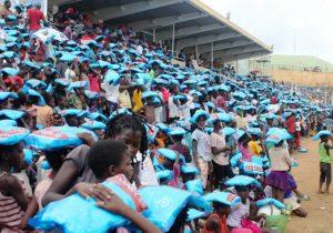 Cuanza Norte: Combate à malária reforçado com a distribuição massiva de mosquiteiros
