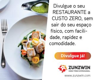 Banner Restaurante Portal de Angola