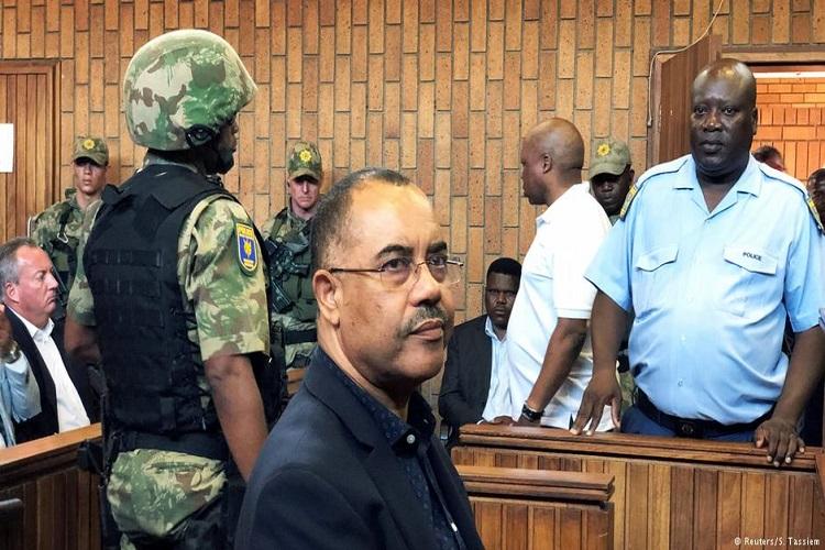 Tribunal sul-africano agenda para 13 de agosto audiência sobre extradição de Manuel Chang
