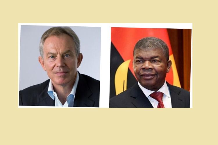 João Lourenço no Africa Debate a convite do Instituto Tony Blair