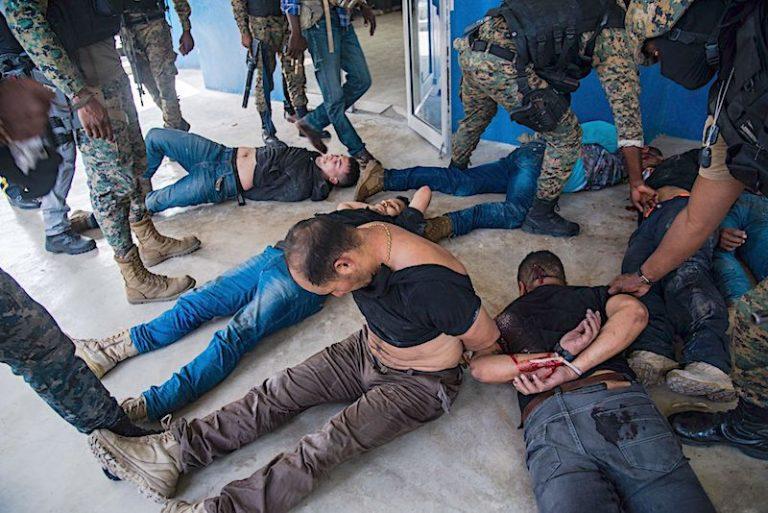 Haiti prende 15 colombianos e 2 norte-americanos pelo assassinato do presidente Jovenel Moïse